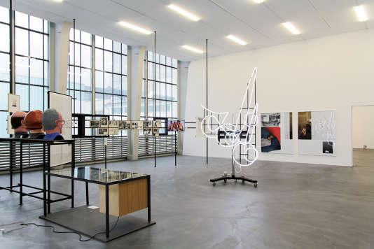 L'artiste berlinois Christian Jankowski s'est chargédes installationsde Manifesta 11, la biennale européenne d'art contemporainà Zurich,visible jusqu'au 18 septembre.Ci-dessous, installation de Jon Rafman.