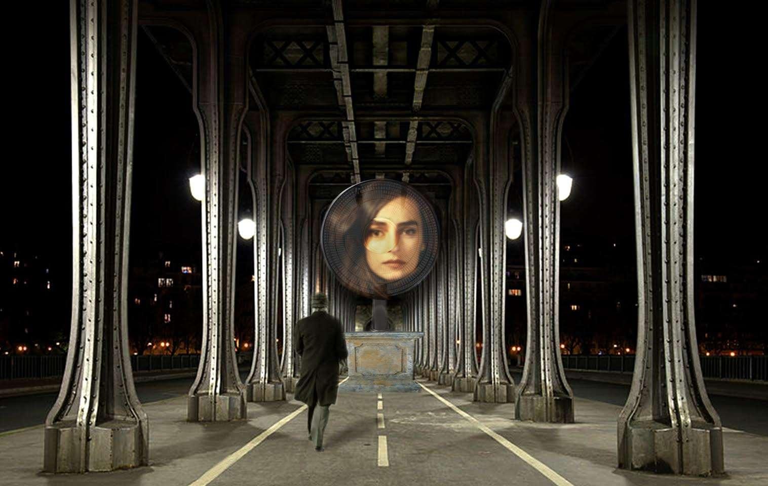 «Néanmoins, le doute subsiste. L'image vacillante d'un visage mise en scène par Alain Fleischer attire notre attention sur le pont Bir-Hakeim. Tout ceci ne serait qu'illusion?»