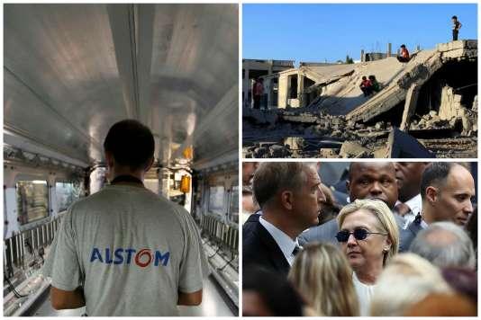 Sauver Alstom, polémique sur la santé de Hillary Clinton, trêve en Syrie... Les informations du 12 septembre au soir.
