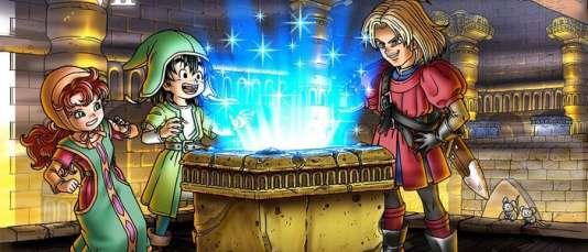 «Dragon Quest VII : la quête des vestiges du monde » sort le 16 septembre.