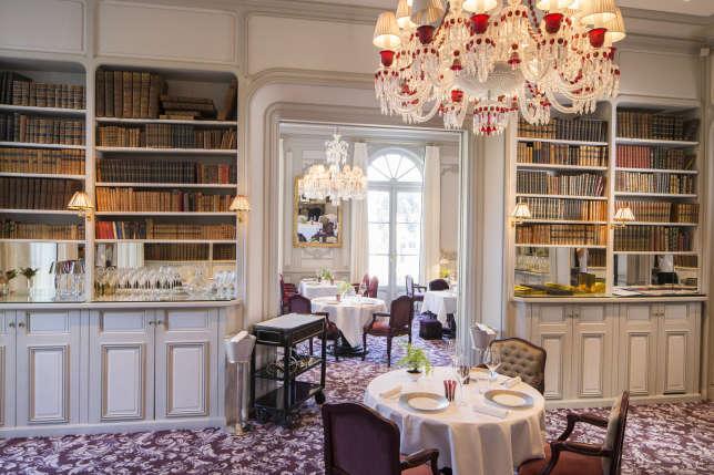 La Grande Maison, restaurant gastronomique.