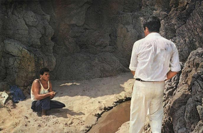 Extrait de « L'Etranger », de Luchino Visconti (1967).