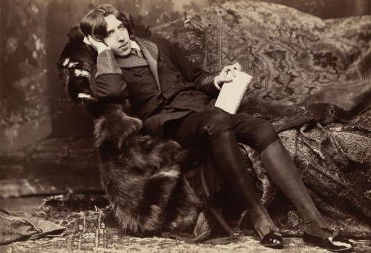 Oscar Wilde, le dandy irlandais, fera l'objet d'un Mooc et d'une exposition au Petit Palais.