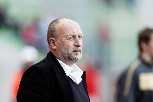 Franck Dumas.