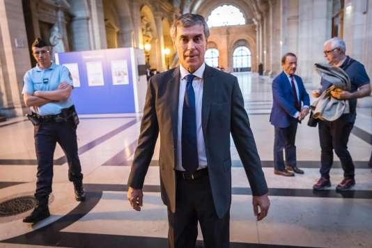 Jérôme Cahuzac, le 12 septembre 2016.