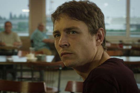 Vincent Rottiers dans le film français de Laurent Teyssier, « Toril».