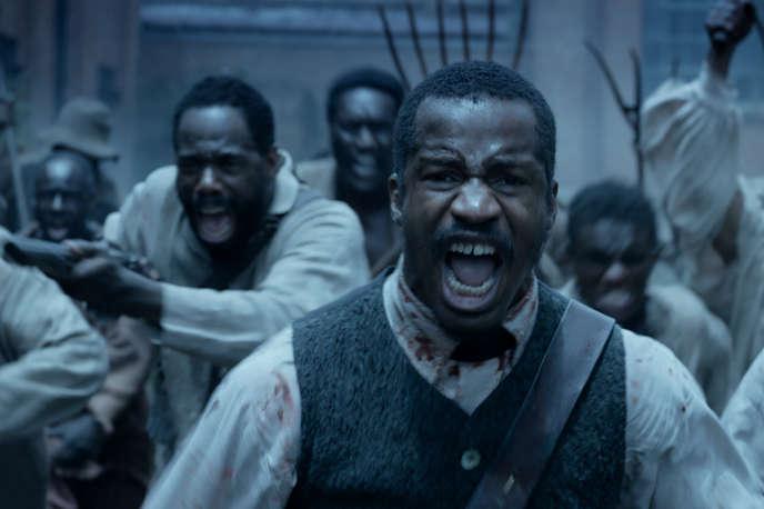 Nat Turner (joué par le réalisateur Nate Parker), meneur d'une révolte d'esclaves dans «The Birth of a Nation».