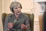 La première ministre britannique Theresa May le 2 septembre.