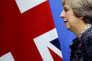 La première ministre britannique, Theresa May, au sommet du G20 de Hangzhou, en Chine, début septembre.