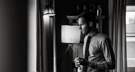 Jean-Christophe Le Poder, créateur du club et site Internet L'Homme français.