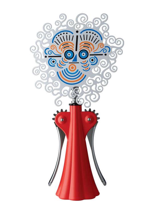 Tire-bouchon Anna G. par Alessandro Mendini, édition spéciale 20e anniversaire.