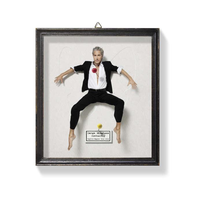 Marcel Wanders« épinglé» par le Musée Stedelijk lors d'une exposition rétrospective.
