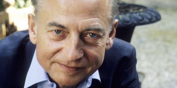 Paul de Roux, en 1998.