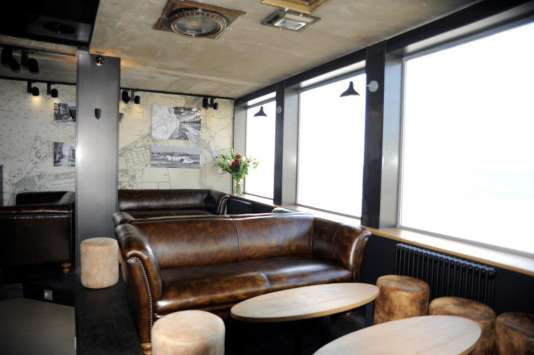 Le bar La Caravelle.