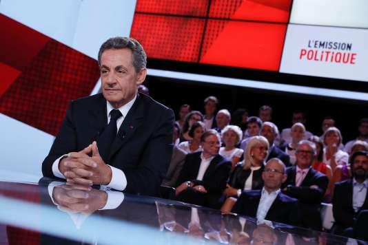 Le candidat à la primaire de la droite était invité de «L'émission politique» de France 2 jeudi 15septembre. Retour sur ses principales déclarations.