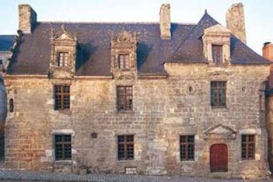 La Maison des Princes de Pont-Scorff, dans le Morbihan.