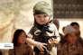 Un enfant soldat dans le documentaire «A l'intérieur de la machine de propagande de Daech».