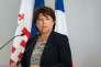 Martine Aubry, maire de Lille, le 1er septembre.