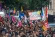 Après les manifestations organisées les 12 et 21septembre, la CGT et Solidaires ont appelé à une troisième journée de rassemblement dans toute la France jeudi.