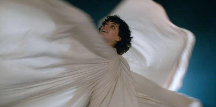 Soko dans « La Danseuse», de Stéphanie Di Giusto.
