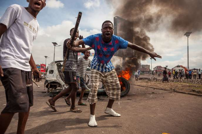 A Kinshasa, le 19 septembre 2016.