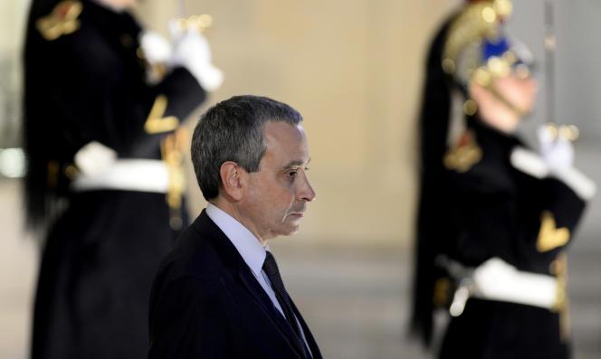 Laurent Stefanini, chef du protocole de l'Elysée, a été nommé ambassadeur à l'Unesco.