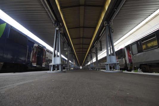La dette de SNCF Réseau, gestionnaire du réseau ferré français, dépassait 44 milliards d'euros à la fin du mois de juin.