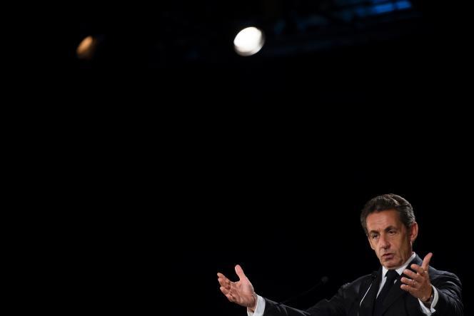 Nicolas Sarkozy le 19 septembre.