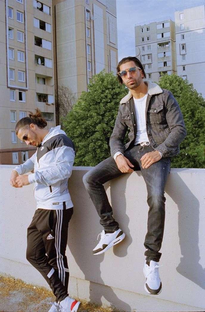 Le duo de rap français PNL sort son troisième album, «Dans la légende» (Musicast).