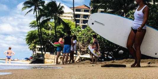 Honolulu, Bali ou Panama ? Les trois mon capitaine !