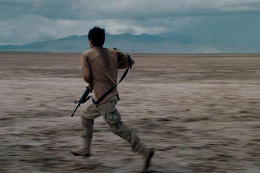 Une scène du filmallemand, français et mexicain de Rafi Pitts,« Soy Nero».