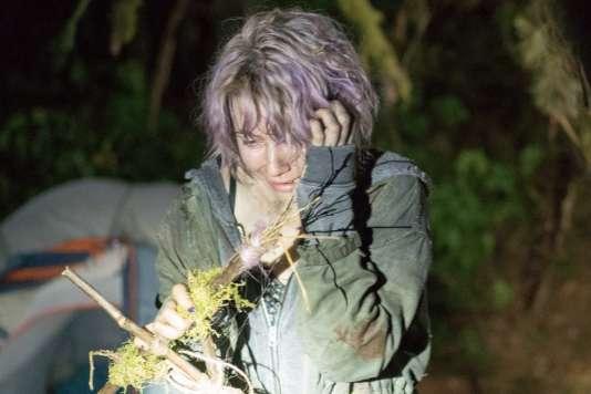 Valorie Curry (Tamara) dans le film américain d'Adam Wingard,« Blair Witch».
