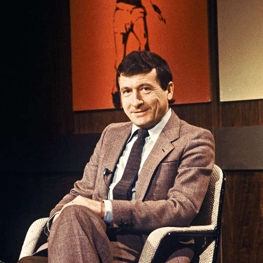 Pierre Gangioni dans l'emission «Tele foot».