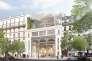La transformation de l'ancienne sous-station de style Eiffel dans le 11e arrondissement de Paris.