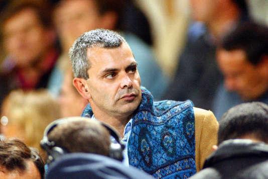Christophe Bouchet.