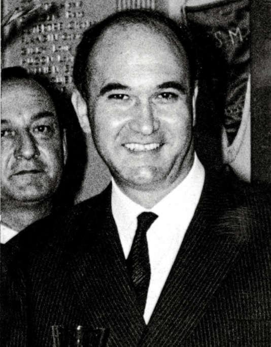 Marcel Leclerc.