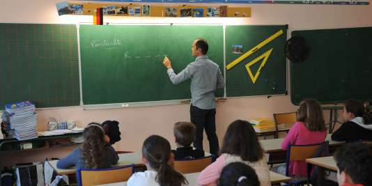 Selon le baromètre annuel UNSA-Education, si 93 % des enseignants disent aimer leur métier, ils ne sont plus que 77 % à trouver qu'il a du sens.
