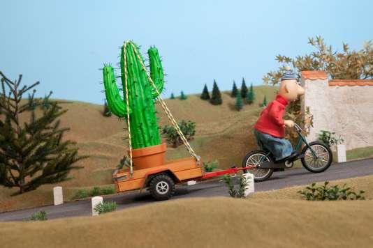 «Les Nouvelles aventures de Pat et Mat», un programme de cinq courts-métrages animés tchèques.