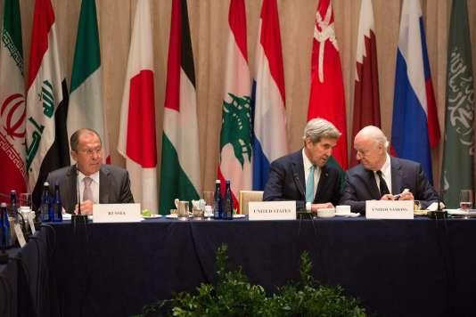 La Syrie est au cœur des discussions à l'Assemblée générale des Nations unies, à New York.