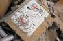 Carton d'aide médicale du Croissant-Rouge syrien, à Orum Al-Koubra, le 20 septembre.