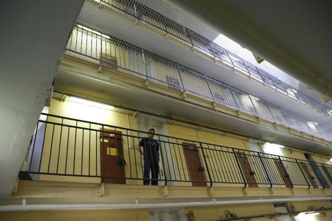 La prison de Fresnes est massivent infestée de rats, de cafards ou de punaises de lits.