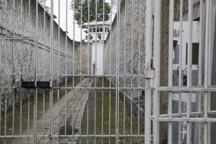 Dans la prison de Fresnes, en septembre 2016.