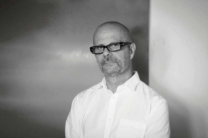 Eric Roux, fondateur de l'Observatoire des cuisines.