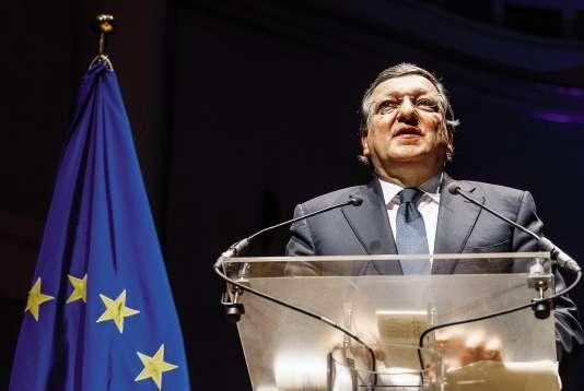 Ryan Heath révèle sa malheureuse expérience en tant que plume de José Manuel Barroso, ici en 2014.