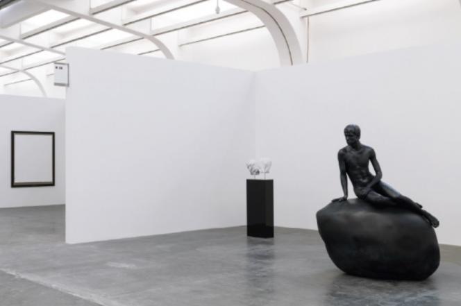 Elmgreen & Dragset présentent la galerie Perrotin au Grand Palais, samedi 24 septembre, de 14 à 19 heures. Entrée libre.