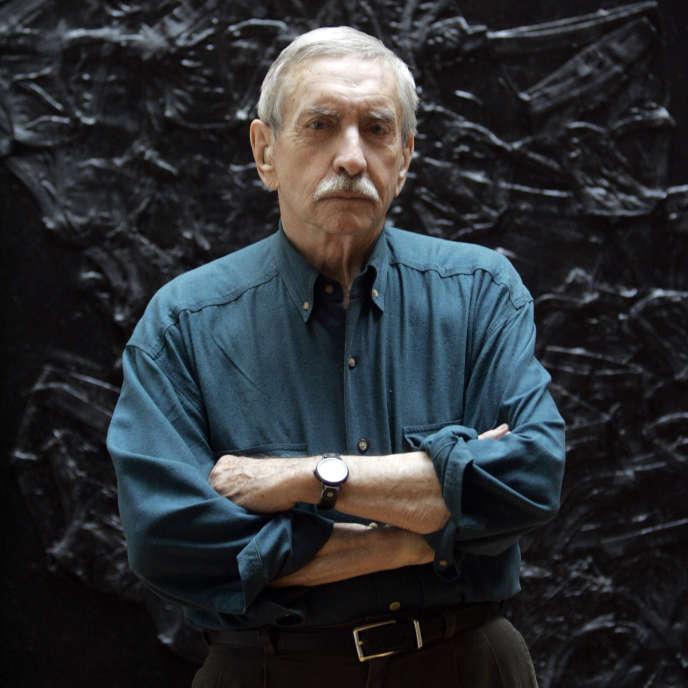 Edward Albee, en 2008.