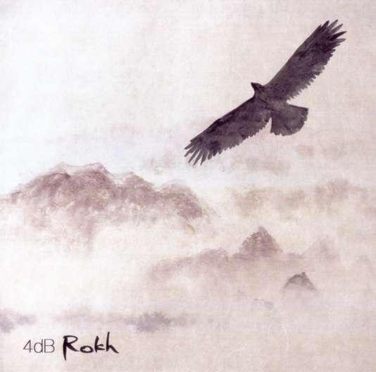 Pochette de l'albumdu groupe 4dB,« Rokh».