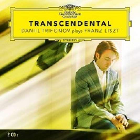Pochette de l'album de Daniil Trifonov,« Transcendental».
