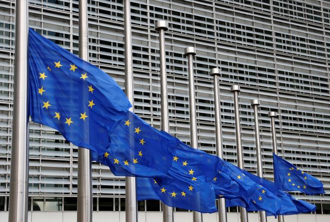 A la Commission européenne en juillet 2016.