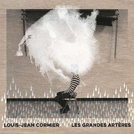 Pochette de l'album deLouis-Jean Cormier,« Les Grandes Artères».